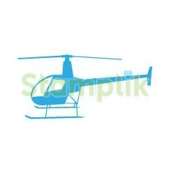 pečiatka vrtuľník