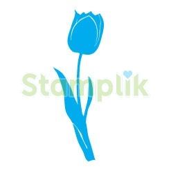 Pečiatka tulipán