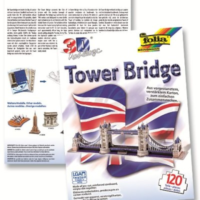3D Model Tower Bridge