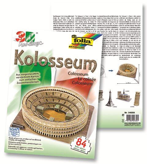 3D Model Koloseum