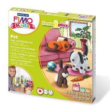 Fimo Kids Zvieratká